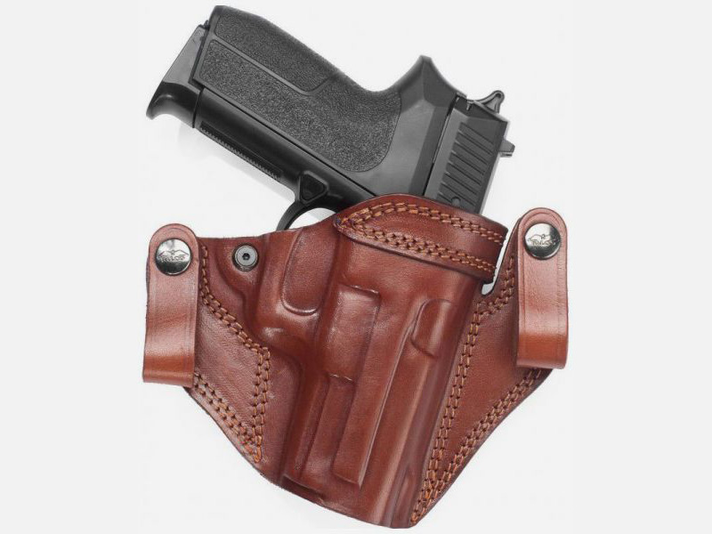 Open-Muzzle IWB Holster