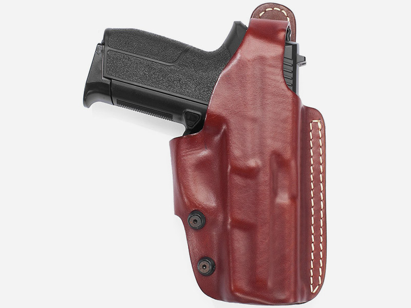 Leather Holster with 3 carry positions