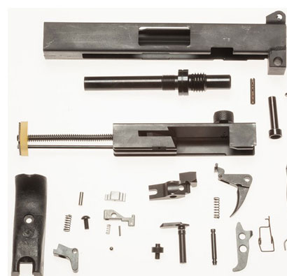 Walther Creed parts